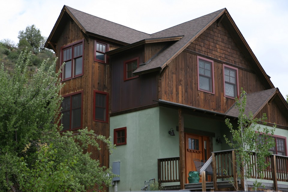 Black Canyon Builders, Durango, CO custom sustainable home
