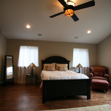 Black Canyon Builders, Durango, CO, Significant Remodel, bedroom